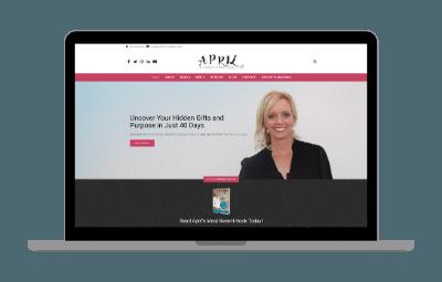 April O'Leary Life & Business Coach