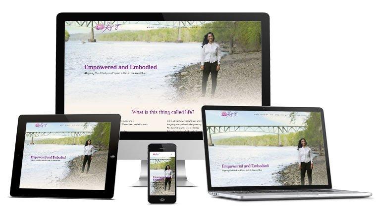 Empowered and Embodied – Dr. Supriya Blair